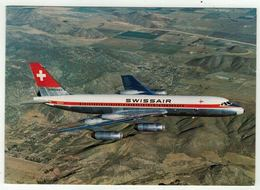 Aviation // Swissair -Coronado 990 - 1946-....: Ere Moderne