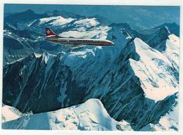 Aviation // Swissair -Caravelle - 1946-....: Ere Moderne