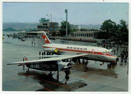Aviation // Swissair -Douglas DC9 - 1946-....: Ere Moderne