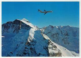 Aviation // Swissair -Douglas DC9 - 1946-....: Modern Tijdperk
