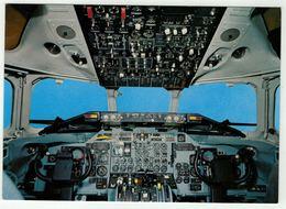 Aviation // Cockpit -Douglas DC9 - 1946-....: Ere Moderne