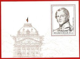 Blok 78** Koning Leopold 1 Postfris - Belgique 2795** La Dynastie Belge - SM Le Roi Léopold I - Blocks & Sheetlets 1962-....