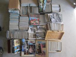 Gros Lots De Cpa (cpm Cpsm Cp Ancienne N.et B.) Xx Miliers - Cartes Postales