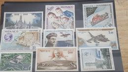 LOT 462311 TIMBRE DE MONACO NEUF** LUXE - Airmail