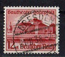 DR 1938 // Mi. 674 O - Gebraucht