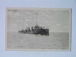 K.U.K. Kriegsmarine  SMS 1034  SMS Tatra Foto A Beer 1914 - Guerra