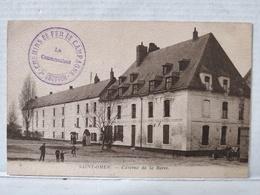 Saint-Omer. Caserne De La Barre - Saint Omer