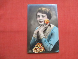 RPPC  Female Made In Germany   Ref  3472 - Fashion