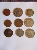 Uganda: Lot Of Coins - Uganda