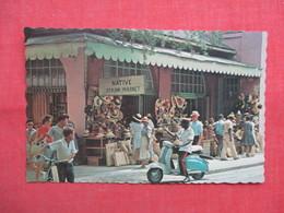 Policeman On Motor Scouter  Straw Market---- Nassau  Bahamas Ref  3472 - Bahamas