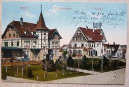 Trossingen Bahnhof Postamt 1926 - Germany