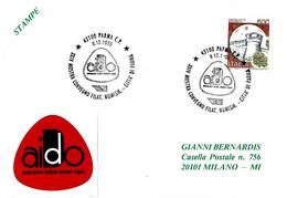 ITALIA - 1995 PARMA XXIV Convegno Associazione Italiana Donatori Organi AIDO - Salute