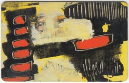 LUXEMBOURG A-161 Chip P&T - Painting, Modern Art - Used - Luxembourg