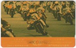 MACAO A-139 Magnetic CTM - Sport, Motor Race, Motorbike - 2MACD - Used - Macau