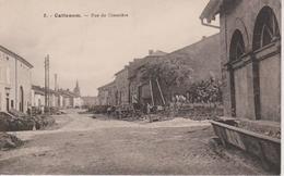 57 - CATTENOM - RUE DU CIMETIERE - France