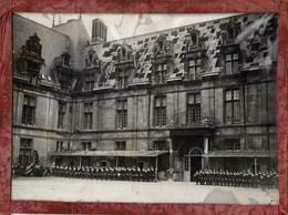 Ecouen. - Maison D'Education De La Légion D'Honneur. 27 Mars 1939. Cliché Véritable France Presse. - Identified Persons