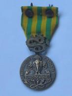 Décoration / Médaille - Commémorative De La Campagne D'Indochine   ***** EN ACHAT IMMEDIAT **** - France