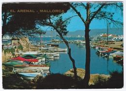 EL ARENAL, MALLORCA. POSTED 1973 - Mallorca