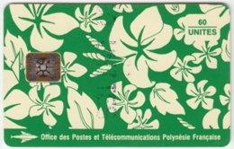 POLYNESIA A-045 Chip OPT - Used - French Polynesia
