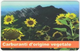 SAN MARINO A-113 Magnetic Telefonia - Plant, Sunflower - MINT - San Marino
