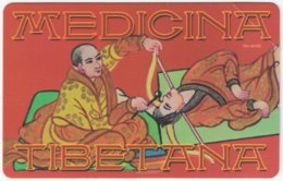 SAN MARINO A-123 Magnetic Telefonia - Health, Traditional Medicine - MINT - San Marino