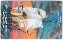 SAN MARINO A-127 Magnetic Telefonia - Painting, Traffic, Sail Ship - MINT - San Marino