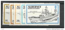 1990 MNH Alderney Postfris - Alderney