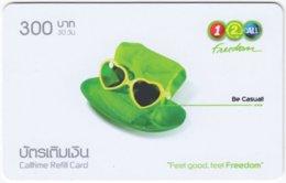 THAILAND E-509 Prepaid 1-2-Call - Used - Thaïland