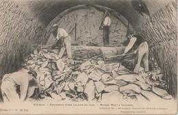 EPERNAY - Percement D'une Galerie De Cave - Maison Moet Et Chandon ( Carte Précurseur ). - Epernay