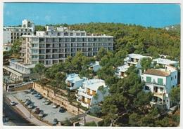 HOTEL BONANZA, ILLETAS, MALLORCA. POSTED 1968 - Mallorca