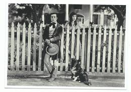 CPM Cinema Les Lois De L' Hospitalité Un Film De Buster Keaton -1923 - Chien - Manifesti Su Carta