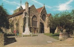 RYE - ST MARY CHURCH - Rye