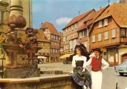 CPM - Couleurs Et Folklore D'ALSACE - Costumes