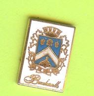 Pin's Ville Du Québec Boucherville - 10FF15 - Villes