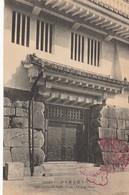 1910'S CPA JAPAN- ENTRACE TO THE CASTLE TOWER (OSAKIO PARK) - BLEUP - Autres