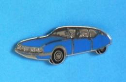 1 PIN'S //  ** CITROËN SM / 1970 \ 1975 // 12 920 EXEMPLAIRES ** - Citroën