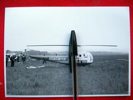 FOTOGRAFIA  ELICOTTERO BELL 47 I-EDAT  ELITALIANA - Aviation