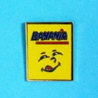 1 PIN'S //  ** BOISSON CHOCOLATÉ / BANANIA ** . (Parkson) - Beverages