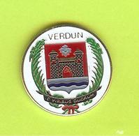 Pin's Ville Du Québec Verdun - 9FF19 - Villes