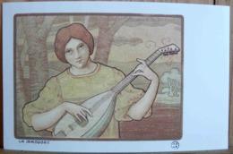 N°149 P. BERTHON LA MANDORE (1900) ADECA NEUDIN 1979 TIRAGE N° 736/1000 - Berthon