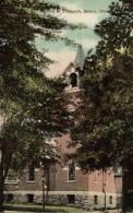 FIRST M. E. CHURCH, QUINCY, OHIO - Estados Unidos