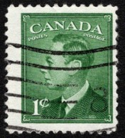 Canada - Scott #284 Used (5) - Used Stamps