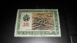 Venezuela 1967 Anniversario Di Caracas - Venezuela