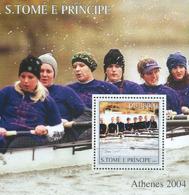 Sao Tome 2003 Rowing - Sao Tome And Principe