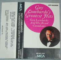 Guy Lombardo- Lombardo's Greatest Hits - Cassettes Audio