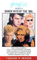 Arttistes Variés- Graffiti Presents Dance Hits Of The 80's - Cassettes Audio
