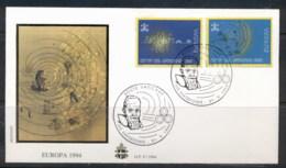 Vatican 1994 Europa European Discoveries FDC - FDC