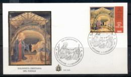 Vatican 1997 Xmas FDC - FDC
