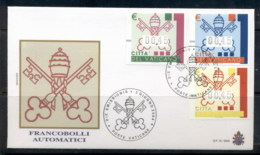 Vatican 2004 Arms FRAMA FDC - FDC