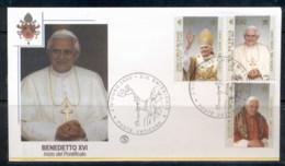 Vatican 2005 Pope Benedict XVI FDc - FDC